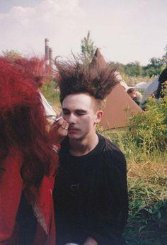 Wave Gothic Treffen 1992 Leipzig