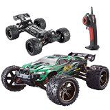 GPTOYS S912 Remote Control Truck Off-Road 1:12 Scale 2.4 GHz 2WD - Green @ wendellsrcjunkys.com