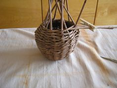 Postup na pletenie sliepky 5 - Trochu ubereme