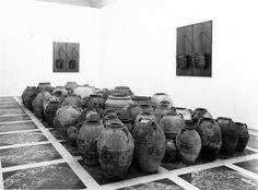 Senza titolo, 1989 Museo di Capodimonte, Napoli (foto Claudio Abate)