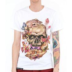 Butterflies T-shirt $30.00