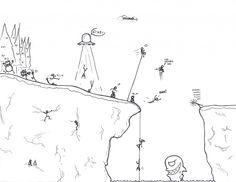 Image result for stick figure doodle tumblr