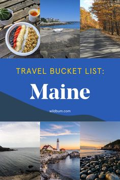 Maine vacation summer | Maine vacation with kids | Maine vacation fall | Maine vacation summer outfits | Maine travel guide | Maine travel road trips | Portland Maine