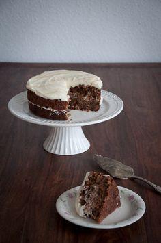 Ein festlicher Kuchen. Sehr saftig und sicherlich etwas Besonderes.