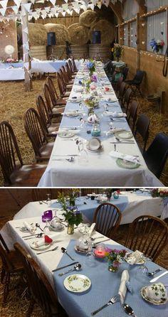Rachel and Jared's DIY Festival Wedding