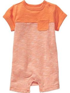 Color-Block One-Pieces for Baby | Old Navy