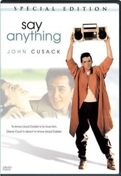 Say Anything... (1989) Poster
