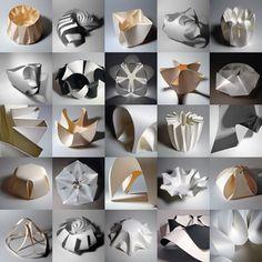 Paper Sculptures | Richard Sweeney - Arch2O.com