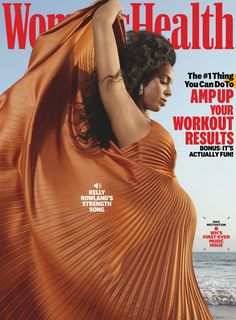Magazine Covers (@_MagazineCovers) / Twitter Kelly Rowland, Womens Health Magazine, Pop Culture News, Workout Results, R&b Soul, One Star, Pretty Baby, Beautiful Family, New Music