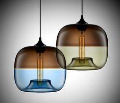 Encalmo Stamen Modern Pendant Light by Niche
