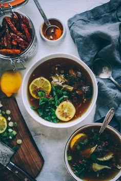 Mineral-Rich Vegan Umami Mushroom Broth (Big Batch)
