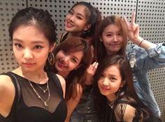 Your source of news on YG's biggest girl group, BLACKPINK! Kim Jennie, Yg Entertainment, K Pop, Yg Trainee, Black Pink ジス, Blue, Blackpink Debut, Blackpink Memes, Girl Celebrities