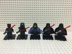 Star Wars Sith Lord and Darth Vader Maul Raven by NKStoreAustralia