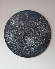 Matt Jones - Outer Space | From a unique collection of paintings at http://www.1stdibs.com/art/paintings/