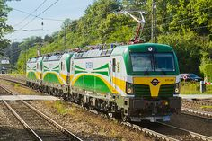 Trains and locomotive database and news portal about modern electric locomotives, made in Europe. Electric Locomotive, Electric Power, Europe, Hungary, Electrical Energy, Strength