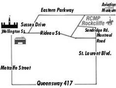 RCMP Rockcliffe Stables, Ottawa