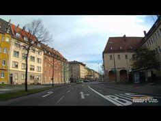 Schweinfurt aus der Luft - Überflug mit dem Hubschrauber - YouTube