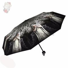Only Love Remains is a stunning new design and a classic Gothic look by Anne Stokes. This telescopic Umbrella is perfect for those rainy days and will fit nicely into your handbag or pocket. Gothic Boots, Punk Boots, Anne Stokes, Steam Punk Jewelry, Gothic Jewelry, Fairy Gifts, Angel Outfit, Steampunk Clothing, Gothic Clothing
