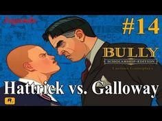 Jugando Bully Capítulo #14 Hattrick vs Galloway