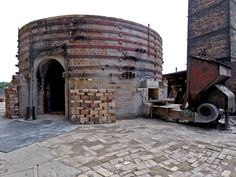 Bardon mill kiln - Pottery - Wikipedia, the free encyclopedia