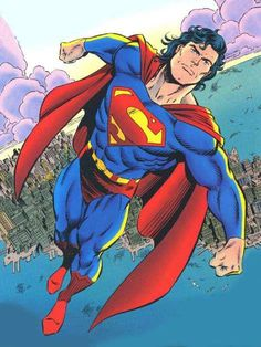 Superman by Tom Grummett and Doug Hazlewood