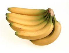 healthy baked banana chips!