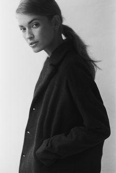 Magdalena Malicka in Naive Woolen campaign #paulinapajka #filmisnotdead