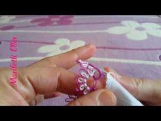 YouTube Needle Tatting, Needle Lace, Crochet Flowers, Crochet Lace, Tatting Patterns, Needlepoint, Projects To Try, Sewing, Hobby