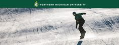 Check out the newest Northern Michigan University cover photos for your social media! Winter is here and we are ready for it.