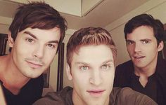 The men of Pretty Little Liars are just SO photogenic.