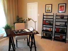 Superieur Anatomy Of Home Office Staging To Sell Makeover   Home Star Staging
