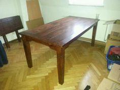 Echtholztisch - Ebay