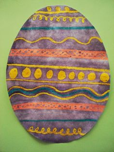 a faithful attempt: Easter - Resist Easter Eggs