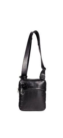 b5c35ef0ca3e New Look leather messenger bag.  Rudsak  Rudsak Sundance  screening look  Leather