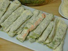 Mısır Unlu Taze Fasulye Kızartması Tarifi Yapılış Aşaması 8/12 Fresh Rolls, Pasta, Ethnic Recipes, Yogurt, Roman, Food, Essen, Meals, Yemek