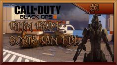 CALL OF DUTY BLACK OPS 3 GUN GAME #1 BOATS CAN FLY
