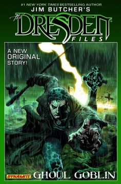 Jim Butcher's The Dresden Files: Ghoul Goblin, Vol. 1  ($18.16) http://www.amazon.com/exec/obidos/ASIN/B00GOZ2I6Y/hpb2-20/ASIN/B00GOZ2I6Y Rather, it makes for a good companion story if you have read all of the books and find yourself wanting more. - I am a huge fan of the Dresden Files and I just found out about this comic series. - Didn't know it was a cartoon format when purchased.