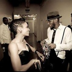 Goapele AND Mos Def?!? I would honestly faint!!!