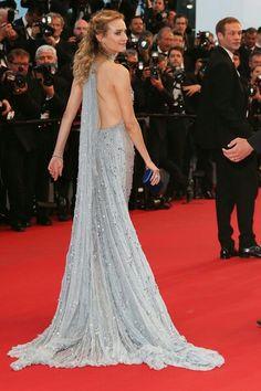 Diane Kruger in Prada #Cannes