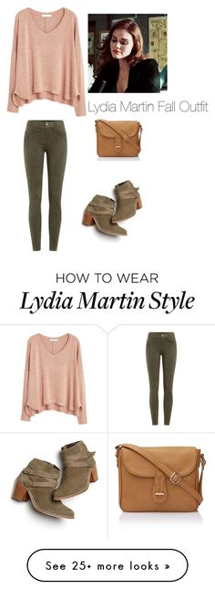 """L ydia martin inspired fall outfit"" by oche on Polyvore featuring moda, MANGO, Monsoon y J Brand"