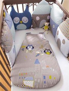 Домики для бортиков кроватки