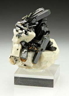 Aegirine with Microcline from Malawi...one of my all time favorites!!!