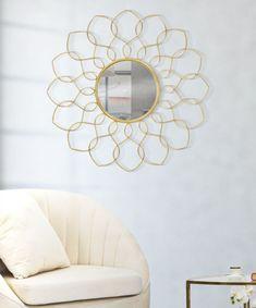 Oglinda decorativa rotunda Girg D90cm Mirror, Furniture, Home Decor, Decoration Home, Room Decor, Mirrors, Home Furniture, Interior Design, Home Interiors