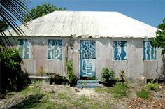 Miss Lassie's House, a testament to Cayman artistry