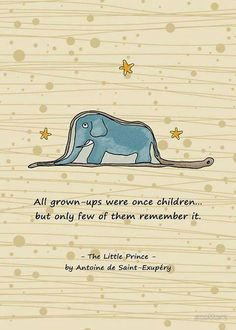 Most memorable quotes from The Little Prince , a Film based on Novel. Find important The Little Prince Quotes from book. The Little Prince Quotes about a prince's childhood. Petit Prince Quotes, Little Prince Quotes, The Little Prince, The Petit Prince, Little Prince Tattoo, St Exupery, Beautiful Words, Book Worms, Childrens Books