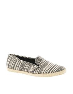 Vans Slip On Low Pro Stripe Espadrilles - £40 (ASOS)