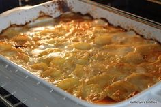 Scalloped Potatoes with Caramelized Onions recipe on Food52