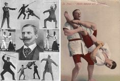 The Mixed Martial Arts of Victorian London | FIGHTLAND #interesting #mma