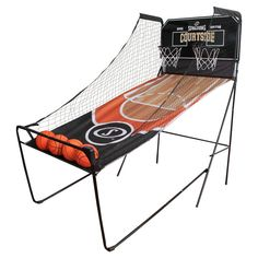 "Spalding ""Courtside"" Arcade 2-Player Basketball Game"