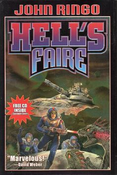 DAVID BURROUGHS MATTINGLY - Hell's Faire by John Ringo - 2003 Baen Books